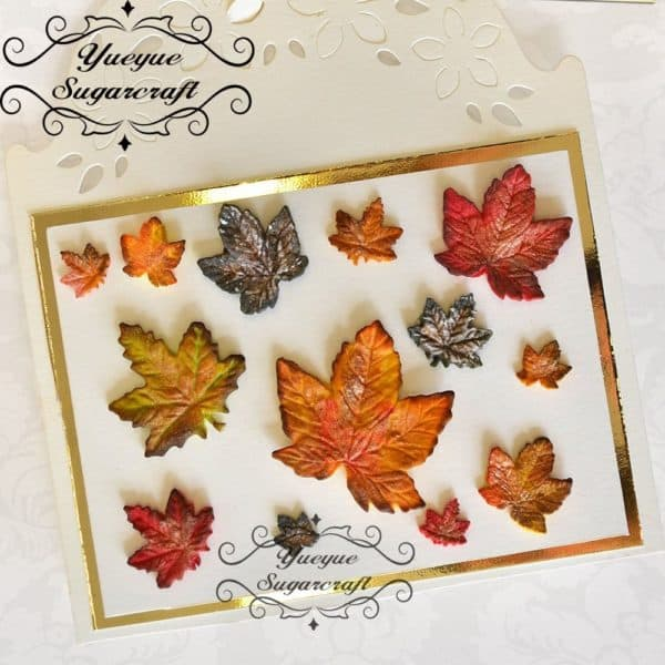 Glorious Leaf Silicone Mold 5